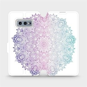 Flipové pouzdro Mobiwear na mobil Samsung Galaxy S10e - M008S Mandala