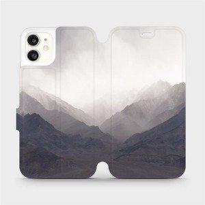 Flipové pouzdro Mobiwear na mobil Apple iPhone 11 - M151P Hory
