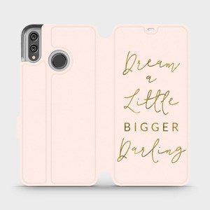 Flipové pouzdro Mobiwear na mobil Honor 8X - M014S Dream a little