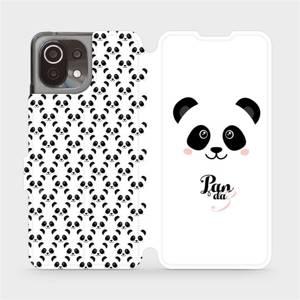 Flip pouzdro Mobiwear na mobil Xiaomi 11 Lite 5G NE - M030P Panda Amálka