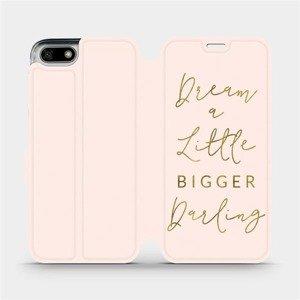 Flipové pouzdro Mobiwear na mobil Honor 7S - M014S Dream a little