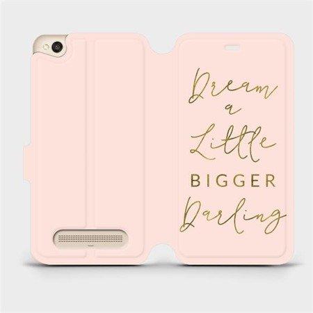 Flipové pouzdro Mobiwear na mobil Xiaomi Redmi 4A - M014S Dream a little