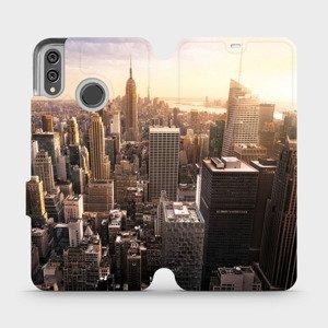 Flipové pouzdro Mobiwear na mobil Honor 8X - M138P New York