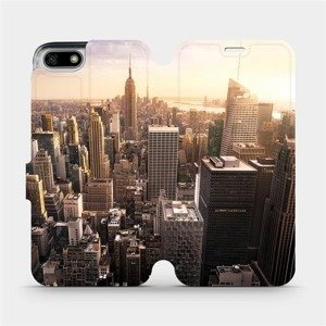 Flipové pouzdro Mobiwear na mobil Honor 7S - M138P New York