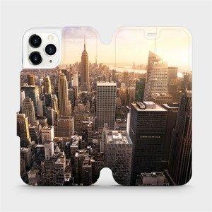 Flipové pouzdro Mobiwear na mobil Apple iPhone 11 Pro - M138P New York