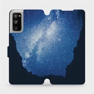 Flipové pouzdro Mobiwear na mobil Samsung Galaxy S20 FE - M146P Galaxie
