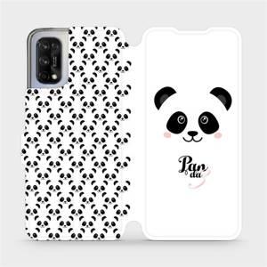 Flipové pouzdro Mobiwear na mobil Realme 7 5G - M030P Panda Amálka