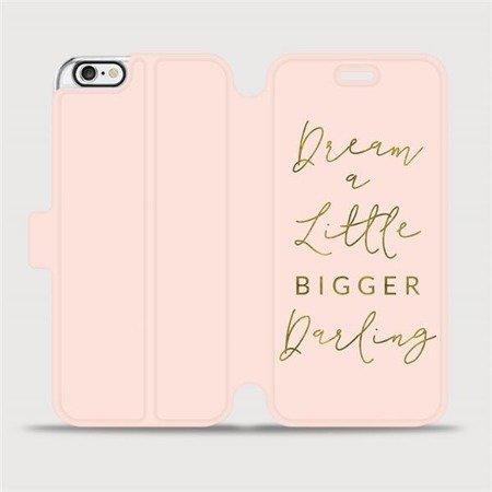 Flipové pouzdro Mobiwear na mobil Apple iPhone 6 / iPhone 6s - M014S Dream a little