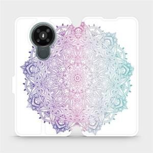 Flipové pouzdro Mobiwear na mobil Nokia 3.4 - M008S Mandala