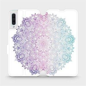 Flipové pouzdro Mobiwear na mobil Samsung Galaxy A50 - M008S Mandala