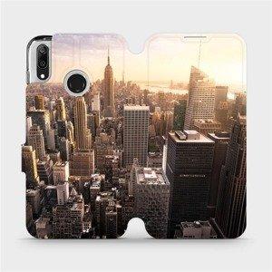 Flipové pouzdro Mobiwear na mobil Huawei Y7 2019 - M138P New York
