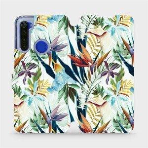 Flipové pouzdro Mobiwear na mobil Xiaomi Redmi Note 8T - M071P Flóra