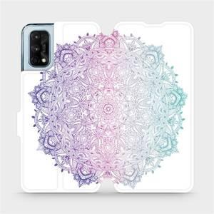 Flipové pouzdro Mobiwear na mobil Realme 7 Pro - M008S Mandala