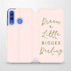 Flipové pouzdro Mobiwear na mobil Honor 20 Lite - M014S Dream a little