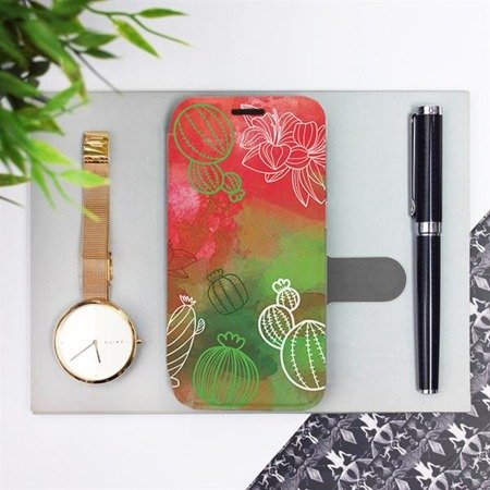 Etui do Motorola Moto E4 Plus - wzór MG01S
