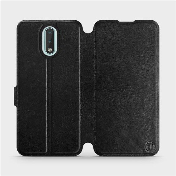 Etui do Nokia 2.3 - wzór Black&Gray