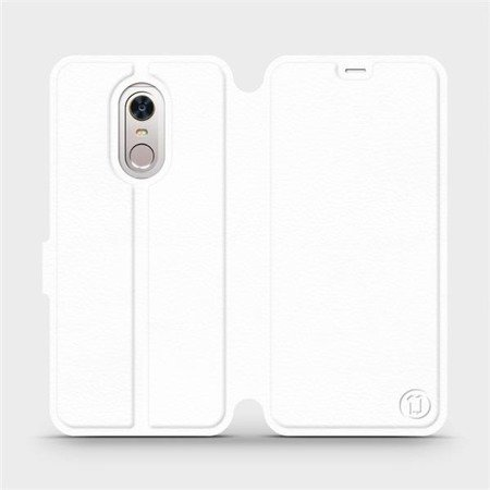 Etui do Xiaomi Redmi 5 Plus - wzór White&Orange