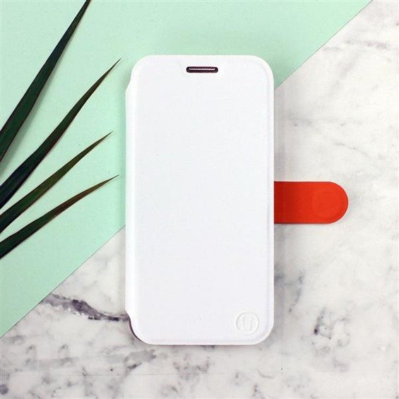 Etui do Xiaomi Redmi 7A - wzór White&Orange