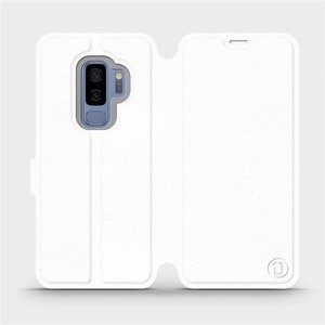 Etui do Samsung Galaxy S9 Plus - wzór White&Orange